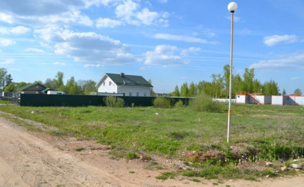 Участок 16 соток в ДНП Рузские дачи(рядом с с.Осташево)